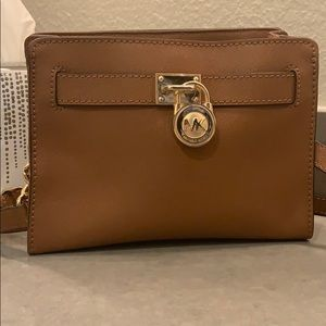 Michael Kors Brown Crossbody Purse